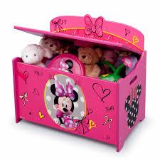 disney minnie mouse deluxe toy box walmart com