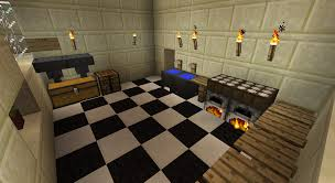 Minecraft Kitchen Ideas Xbox by Detail My Minecraft Kitchen Cauldron Tripwire U003d Sinks Minecraft
