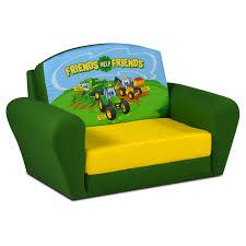 Kids Flip Open Sofa by John Deere Johnny Tractor Sweet Dreamer Kids Chair Hayneedle