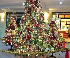 Mesmerizing Professional Christmas Trees Professionally Decorated