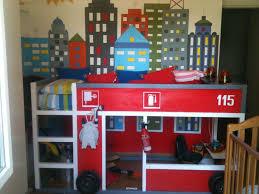 100 Kids Fire Truck Bed Toddler Ding Ikea Rockcut Blues Design Little