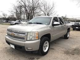 100 Used Trucks For Sale In Austin Tx 2008 Chevrolet Silverado 1500 4WD Crew Cab 1435 LT W1LT