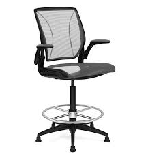 humanscale diffrient world high chair with footring office chairs uk