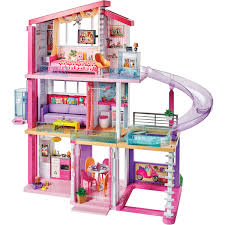 Amazoncom Kidkraft Wooden Modern Dream Glitter Dollhouse Fits
