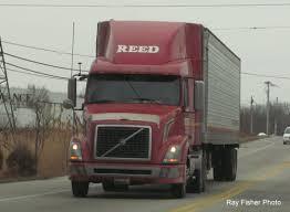 Reed Trucking Inc. - Milton, DE - Ray's Truck Photos