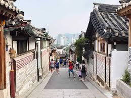 100 Korean Homes For Sale Bukchon Hanok Village TIPS Directions Avoiding Crowds