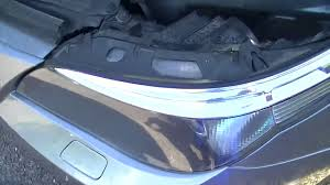 how to replace bmw 5 series headlight bulb