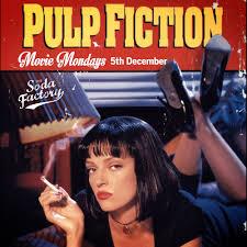 Pulp Fiction Pumpkin by Movie Mondays Pulp Fiction The Soda Factory