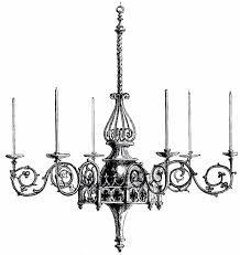 Related To Pencil And In Color Pink On Furniture Design Ideas With Simple Chandeliers Clipart Chandelier Round