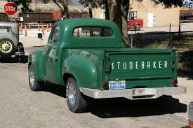 For Work And Play Nothing Beats A Pickup | Studebaker 1852-2007 ...
