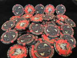 Halloween City Las Vegas Nv by Handed Las Vegas Halloween Poker Chips Phanart Music Art