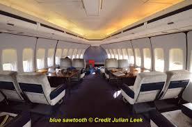 100 Aircraft Carrier Interior Photo Feature Tour NASAs 747 Shuttle