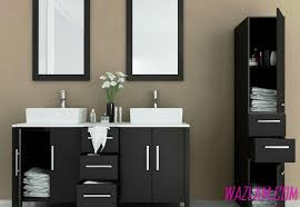48 Inch Double Sink Vanity White by Trough Sink Vanity Full Size Of Sinks For Bathrooms 44 Double
