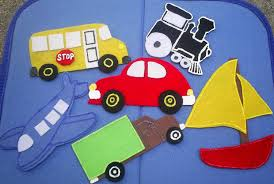 100 Cars And Trucks And Things That Go And That Flannel Board By FunFeltStories