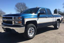 Chevy Silverado Cheyenne Super 10 In Blue And White...super Cool ... 2017 Chevy Silverado 2500 And 3500 Hd Payload Towing Specs How New For 2015 Chevrolet Trucks Suvs Vans Jd Power Sale In Clarksville At James Corlew Allnew 2019 1500 Pickup Truck Full Size Pressroom United States Images Lease Deals Quirk Near This Retro Cheyenne Cversion Of A Modern Is Awesome 2018 Indepth Model Review Car Driver Used For Of South Anchorage Great 20