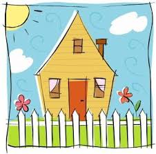 Home Happiness Clip Art