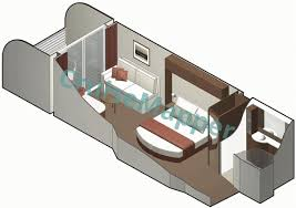 celebrity reflection cabins and suites cruisemapper