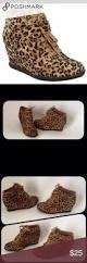 best 25 leopard print wedges ideas on pinterest sandals with
