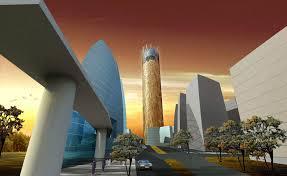 100 Architects In Hyd MANCHIREVULA L Erabad Trade Tower L 450m L 100fl L 1476ft