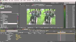 3D Stereo Adjustments in After Effects with 3Z Preset