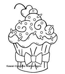 Kawaii Cupcake Malvorlagen Top 25 Free Printable Cupcake Coloring