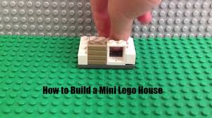 100 Small Lego House How To Build A Mini YouTube