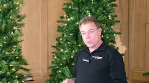Hobby Lobby Pre Lit Christmas Trees Instructions by The Easiest Christmas Tree You Will Ever Assemble Youtube