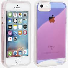 Case Mate Naked Tough Case for iPhone 5 5s SE Iridescent