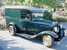Ford Panel Truck - 1931 Model By RoadTripDog On DeviantArt