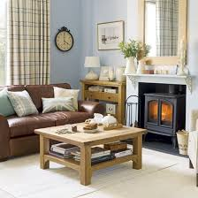Blue Union Living Room