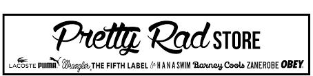Pretty Rad Store 1 Independent Boutique Mens Ladies Fashion
