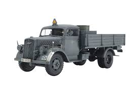 100 Ton Truck Amazoncom Tamiya Models German 3 4x2 Cargo Model Kit