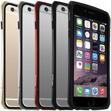Seidio TETRA Metal Bumper Case for iPhone 6S Plus iPhone 6 Plus