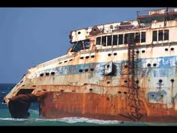 Uss America Sinking Location by Wreck Of The Ss America Fuerteventura Canary Islands Youtube