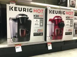 Yellow Keurig Coffee Maker And Com Ers Tea On Cm Er Pink Amazon