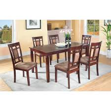 Seven Piece Dining Room Set by Darby Home Co Patrick 7 Piece Dining Set U0026 Reviews Wayfair