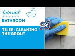 how to whiten grouting between tiles