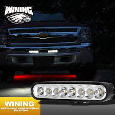 Wholesale! 40W 6.3 Inch Led Light Bar Offroad Led Driving Light DRL ... Led Drl Daytime Running Light Fog Lamp Fits Ford Ranger T6 Px2 Mk2 Unique Bargains Truck Car White 6 Smd Driving 2009 2014 Board Lights F150ledscom Freeeasy Canyon Marker Mod Leds Chevy Colorado Gmc 7 Round 50w 30w H4 High Low Beam Led 10watt Xkglow 3 Mode Ultra Bright 14pcs Led Universal 2x45cm Auto Fxible Drl With Step Bar 1pcs Styling 12w Lights Dc 12v Archives Mr Kustom Accsories
