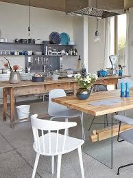 loft charme inbegriffen die küche im industrial style