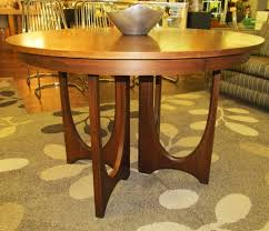 mad for mid century broyhill brasilia dining table and chest in