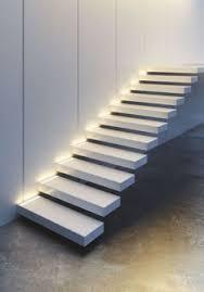 escalier intérieur quelques idées d éclairage moderne cove