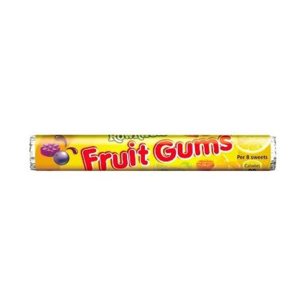 Rowntree's Fruit Gums - 48g