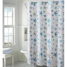 Beach & Nautical Shower Curtains