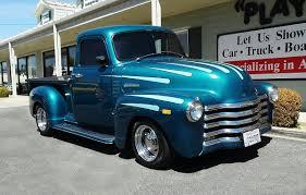 100 5 Window Truck 193 Chevrolet Pickup