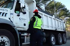 100 Tidewater Trucking Truckers Get Holiday Treat During Surprise Safety Blitz