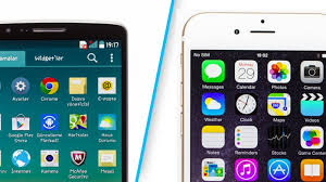 iPhone vs Android 6 things the Android operating system can do