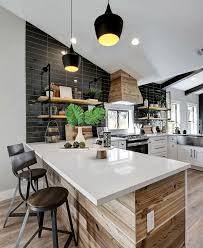 Open Kitchen Ideas Open Concept Kitchen And Living Room 55 Designs Ideas