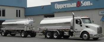100 Tank Truck New S Opperman Son