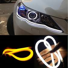 60cm Drl Flexible Led Tube Strip Style Daytime Running Lights Tear ... Led Drl Daytime Running Light Fog Lamp Fits Ford Ranger T6 Px2 Mk2 Unique Bargains Truck Car White 6 Smd Driving 2009 2014 Board Lights F150ledscom Freeeasy Canyon Marker Mod Leds Chevy Colorado Gmc 7 Round 50w 30w H4 High Low Beam Led 10watt Xkglow 3 Mode Ultra Bright 14pcs Led Universal 2x45cm Auto Fxible Drl With Step Bar 1pcs Styling 12w Lights Dc 12v Archives Mr Kustom Accsories