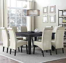 Amazon Dining Chair Covers Cream Room Chairs Elegant Home 9 Piece Grey